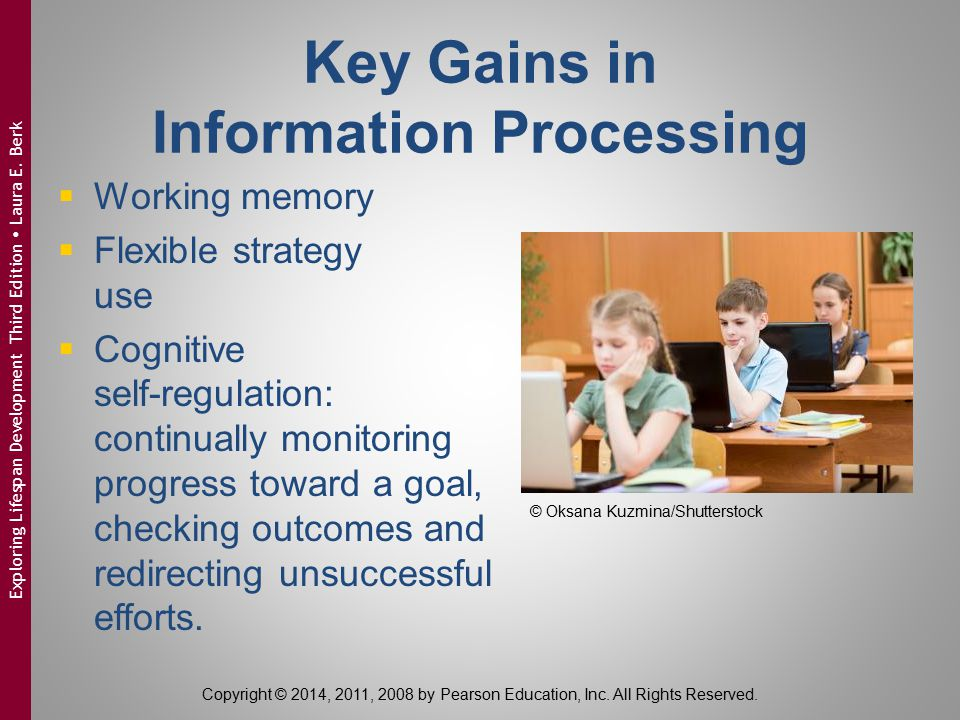 Key Gains in Information Processing