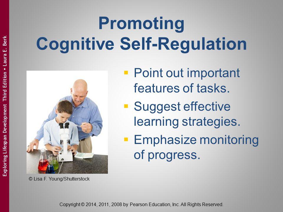Promoting Cognitive Self-Regulation