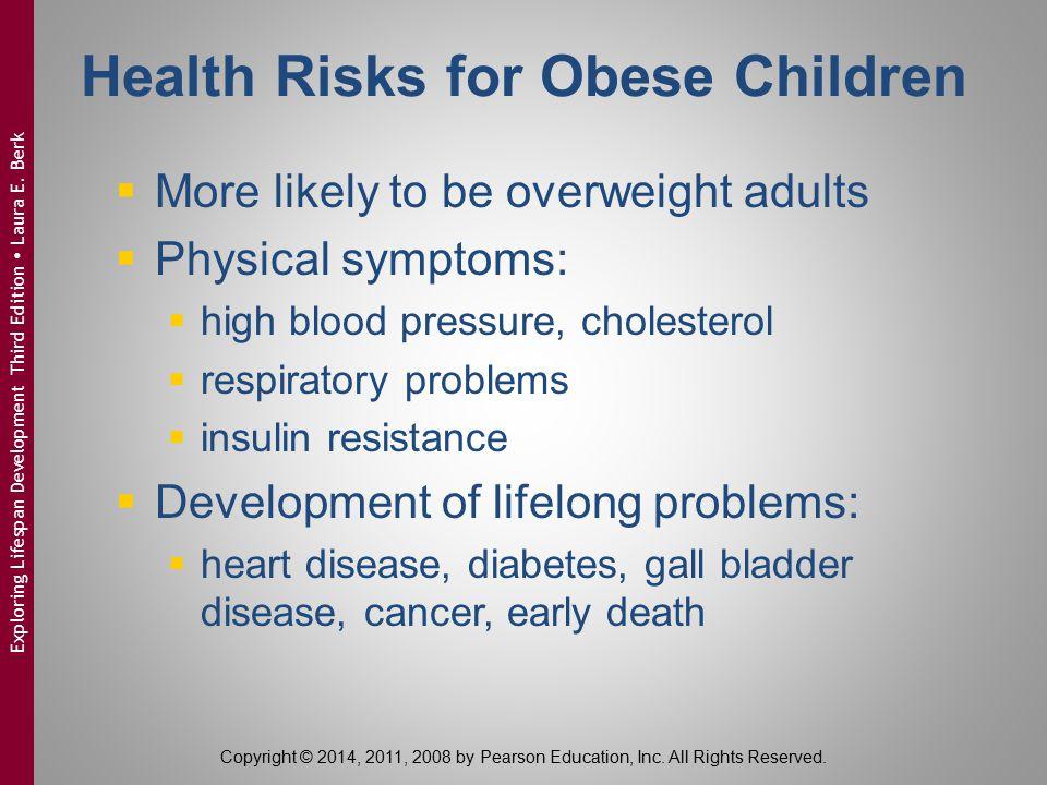 Health Risks for Obese Children