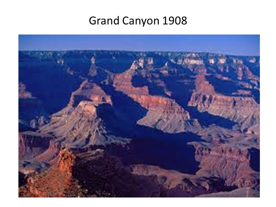 Grand Canyon 1908