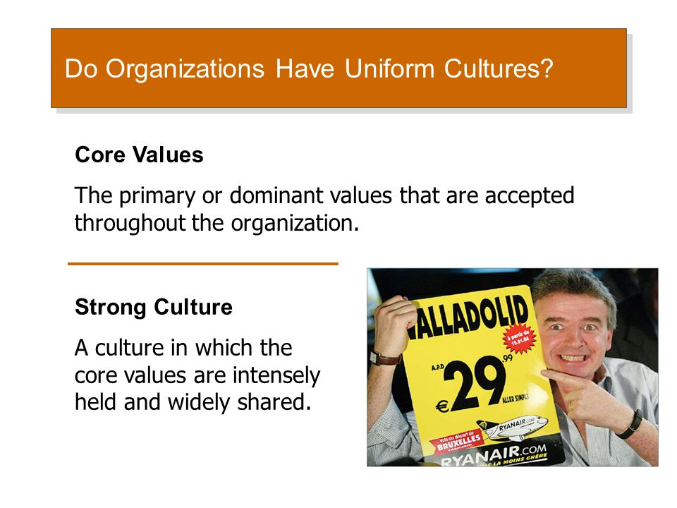 Organizational Culture - PowerPoint PPT Presentation