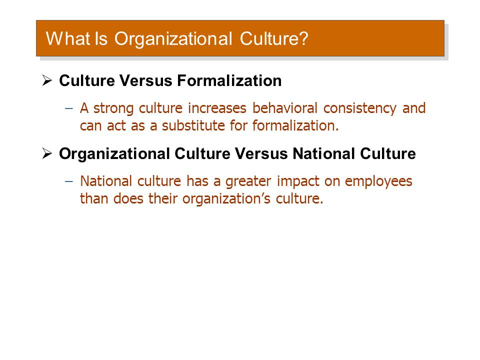 What Do Cultures Do Culture's Functions: