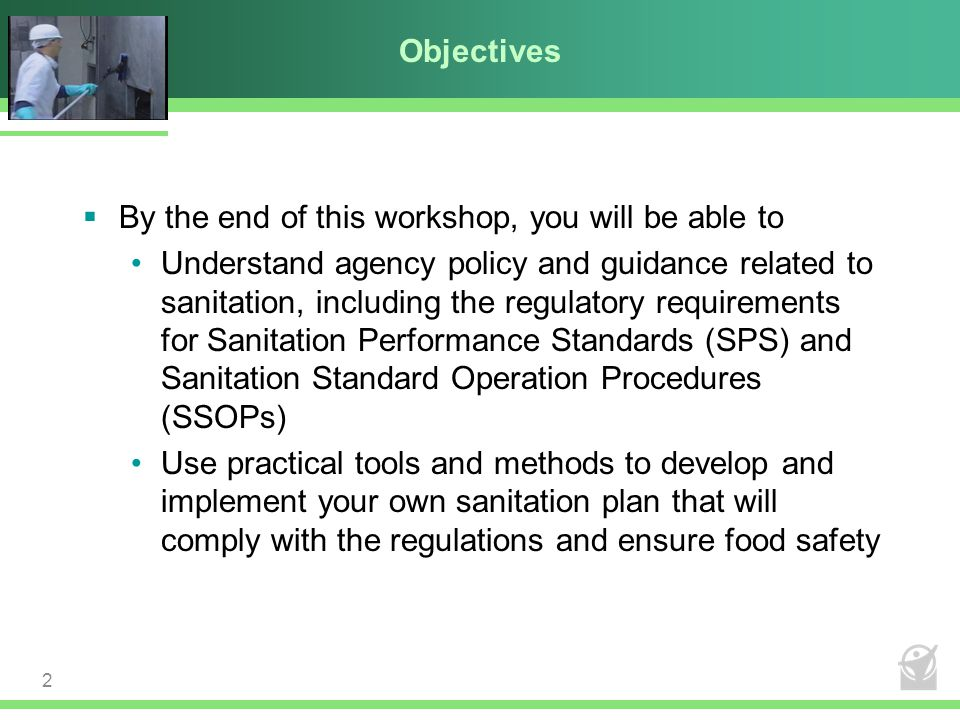 Objectives By the end of this workshop, you will be able to.