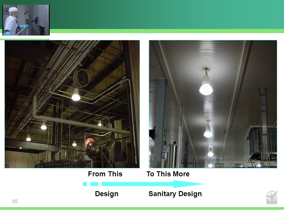 From This To This More Design Sanitary Design 85