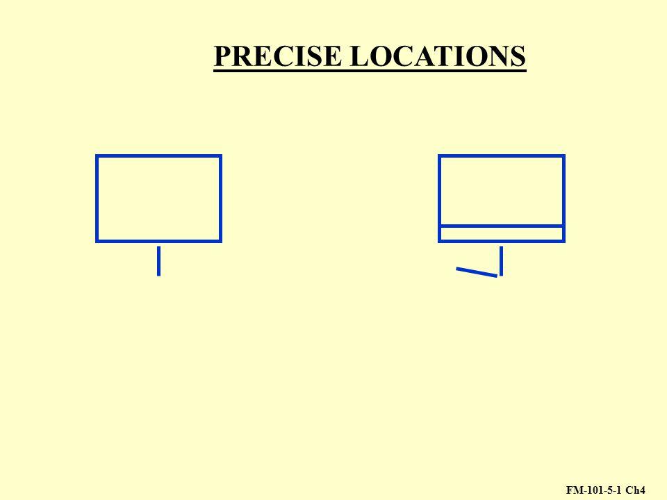 PRECISE LOCATIONS FM-101-5-1 Ch4