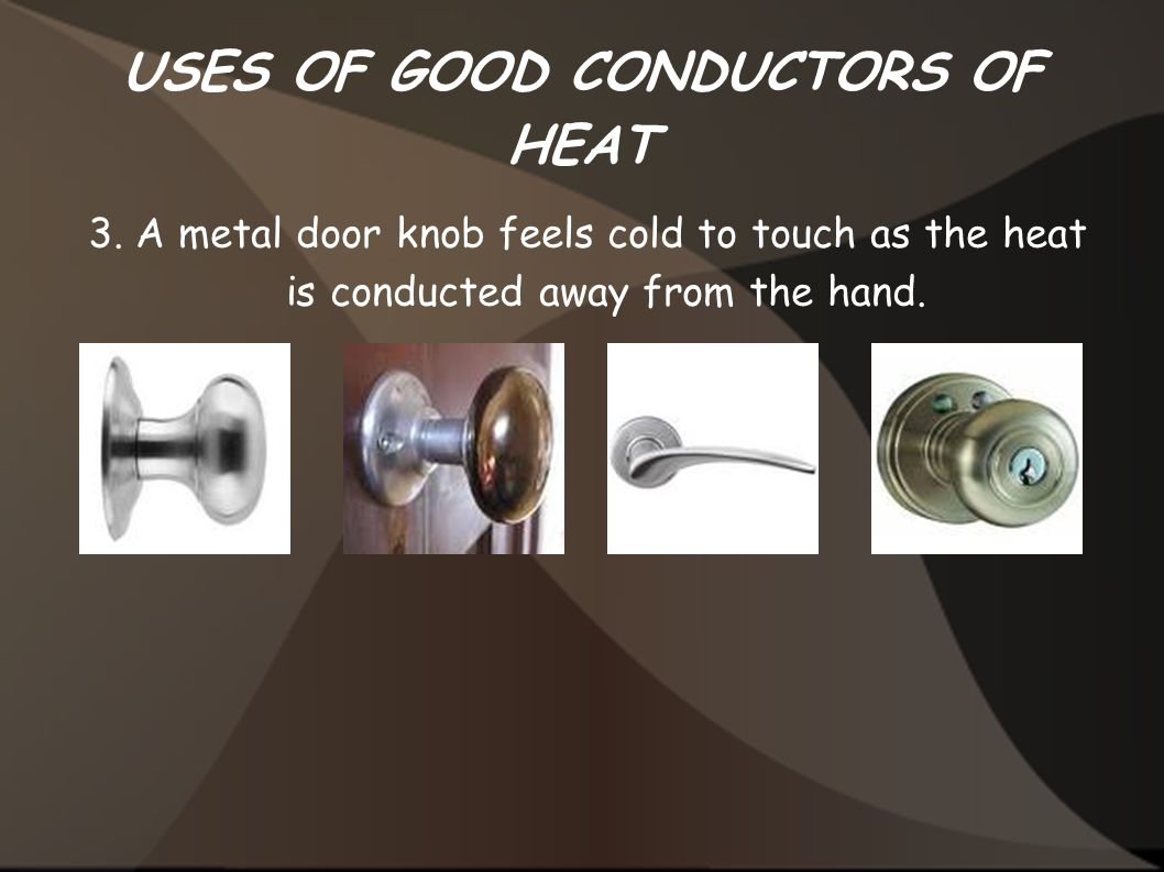 Define Good Conductor Of Heat And Electricity The Best