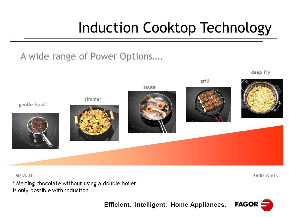 Think efficient cook efficient ppt download for Efficient home heating options