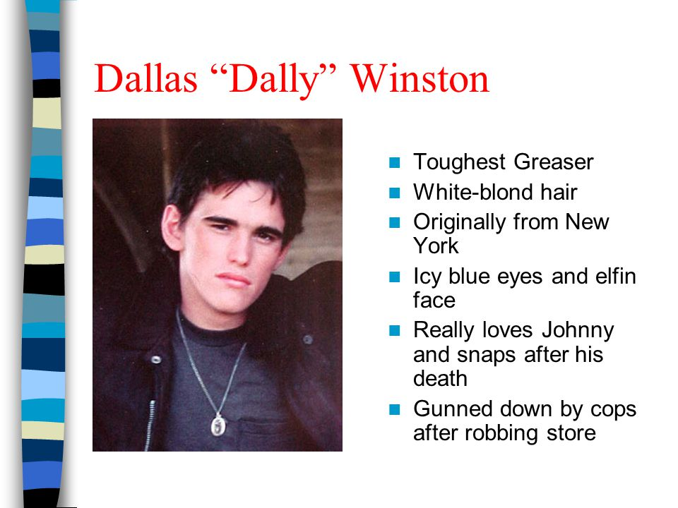 Dallas Dally Winston