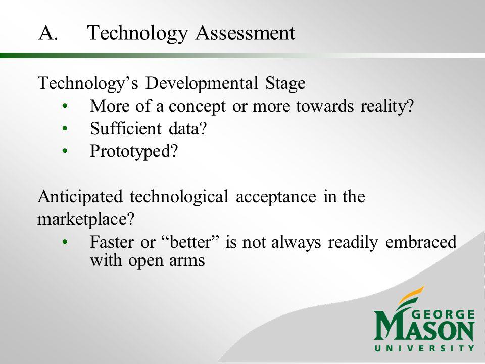 A. Technology Assessment