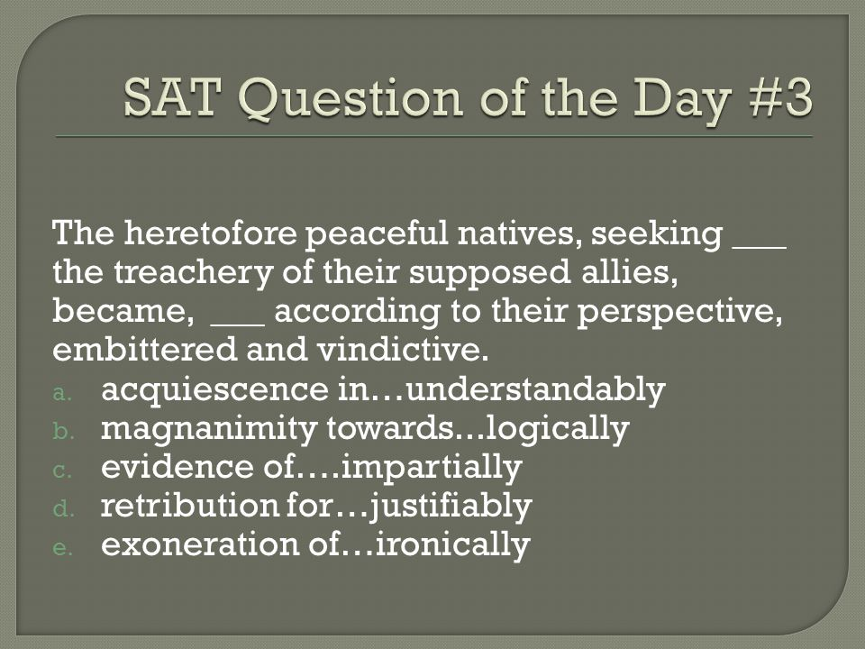 SAT Question of the Day #3
