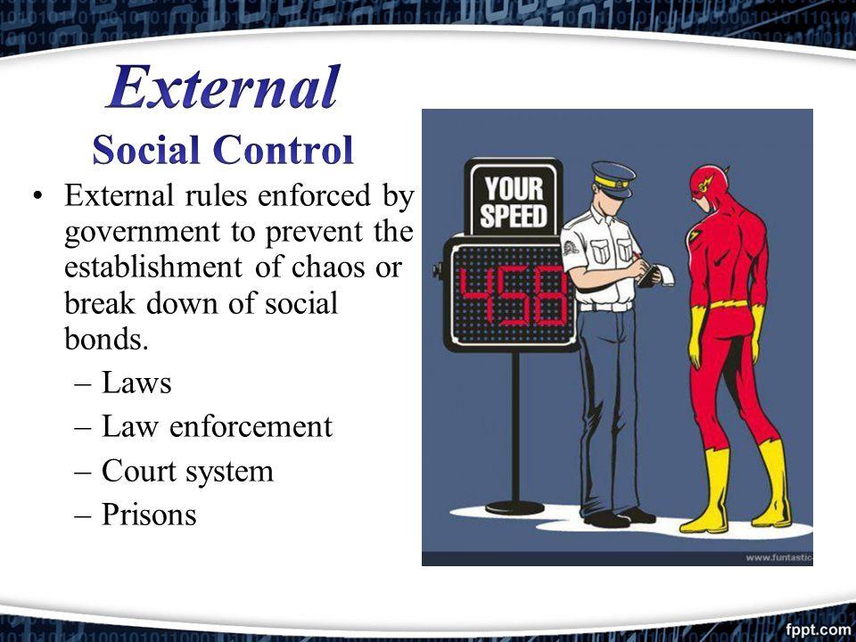 External Social Control