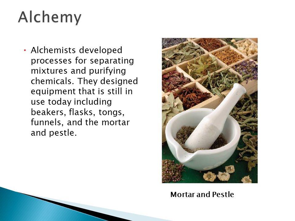 1.3 Alchemy.