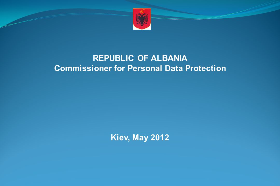 Commissioner for Personal Data Protection