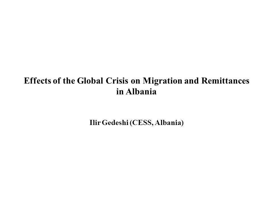 effects of globalization on migration Globalization and its challenges  globalization and environment,  it is generally believed that with respect to migration and labor flows the modern.