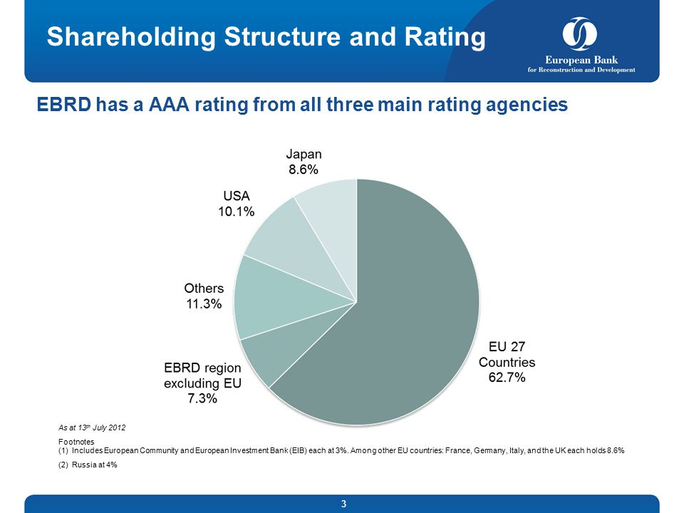 Shareholding Structure and Rating