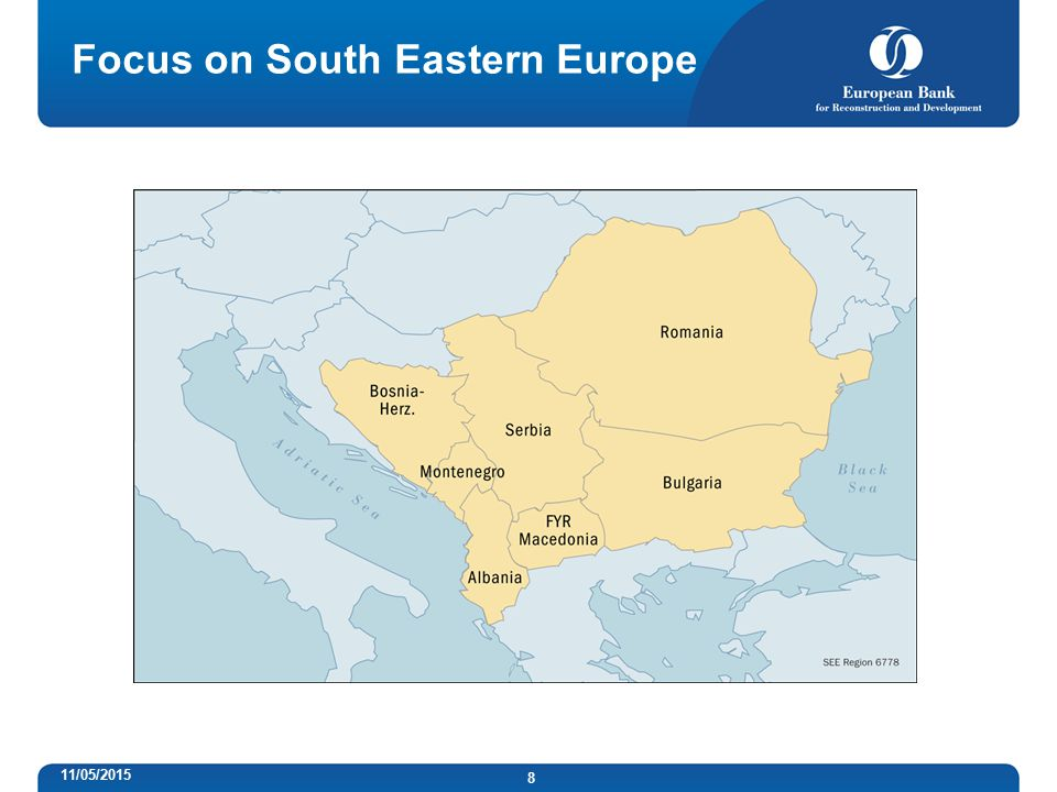 Focus on South Eastern Europe