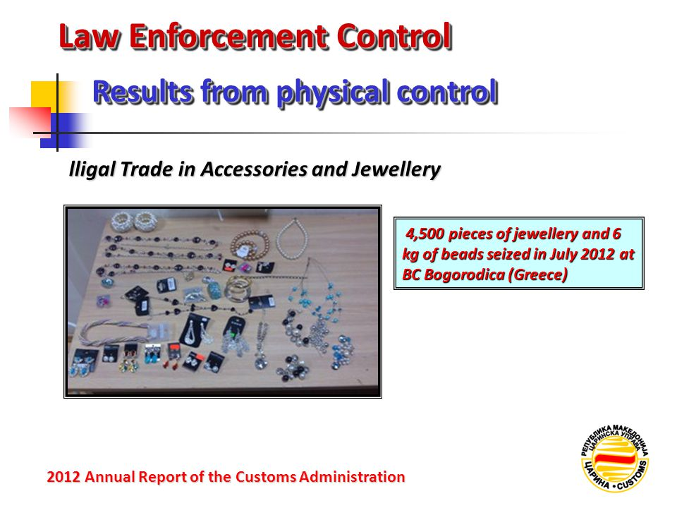 Law Enforcement Control