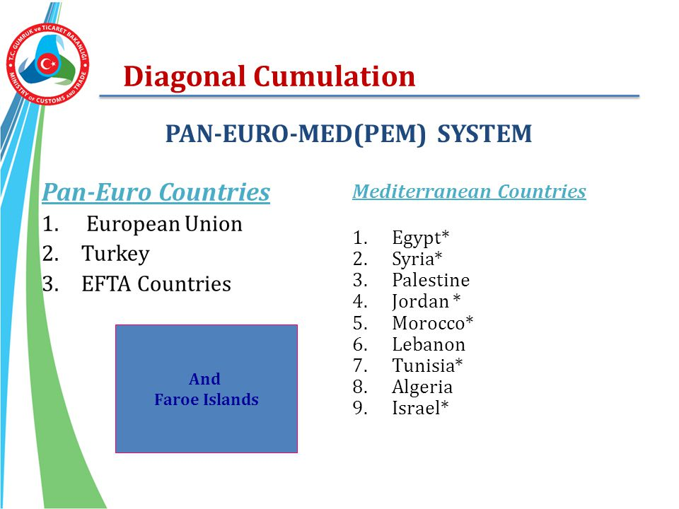 PAN-EURO-MED(PEM) SYSTEM