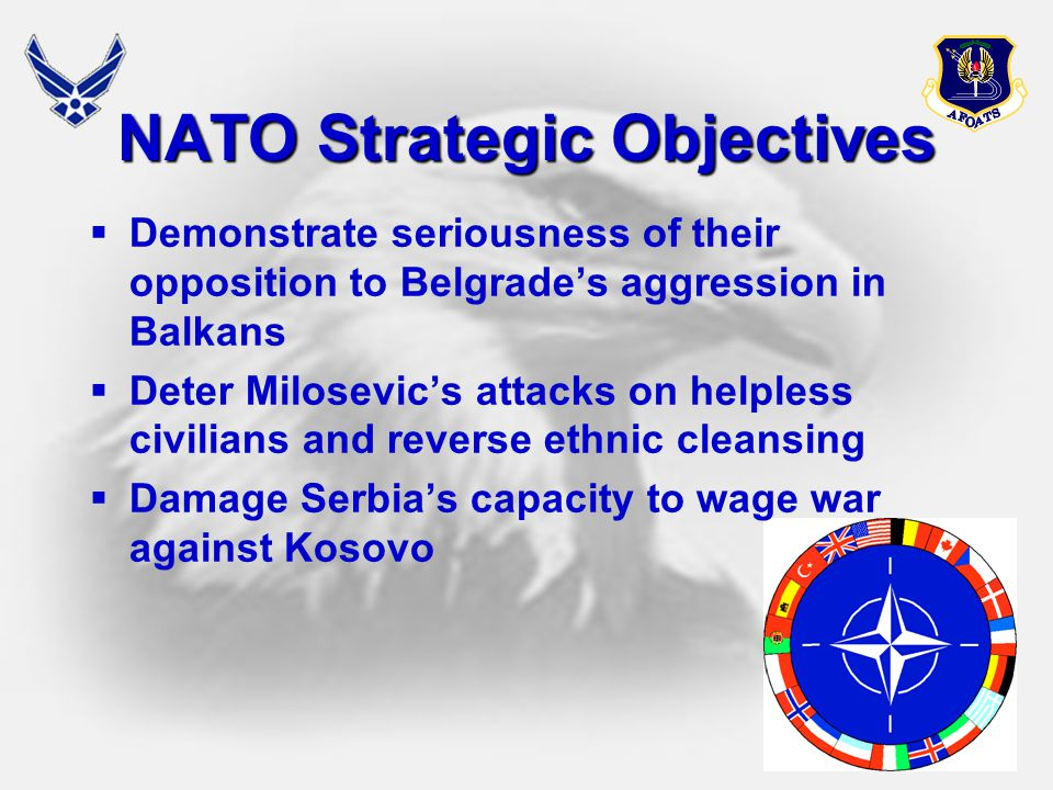 NATO Strategic Objectives