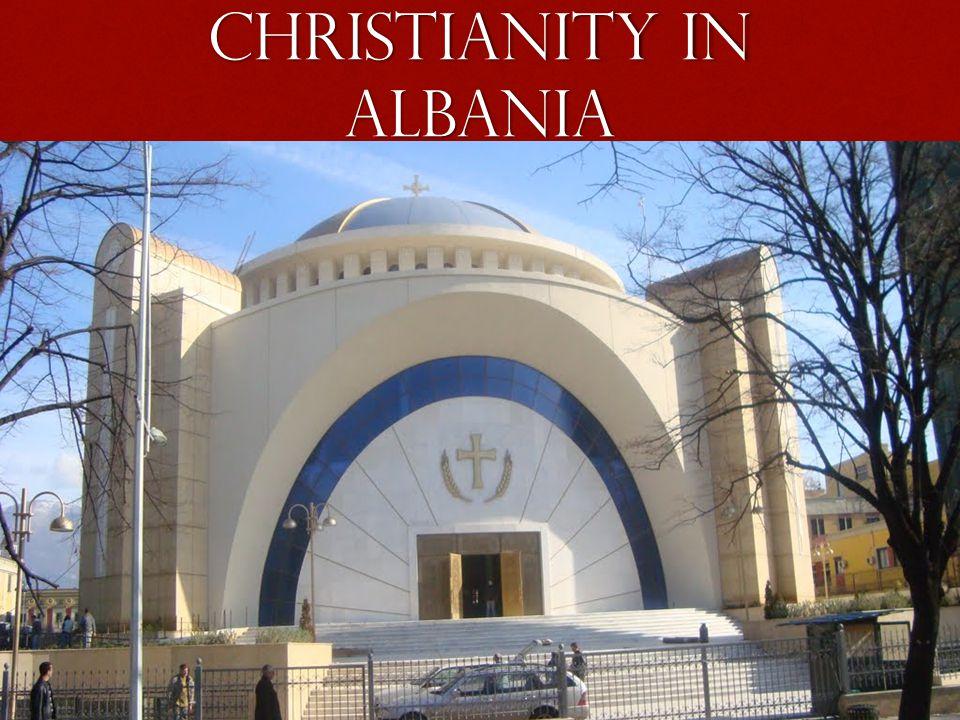 Christianity in Albania