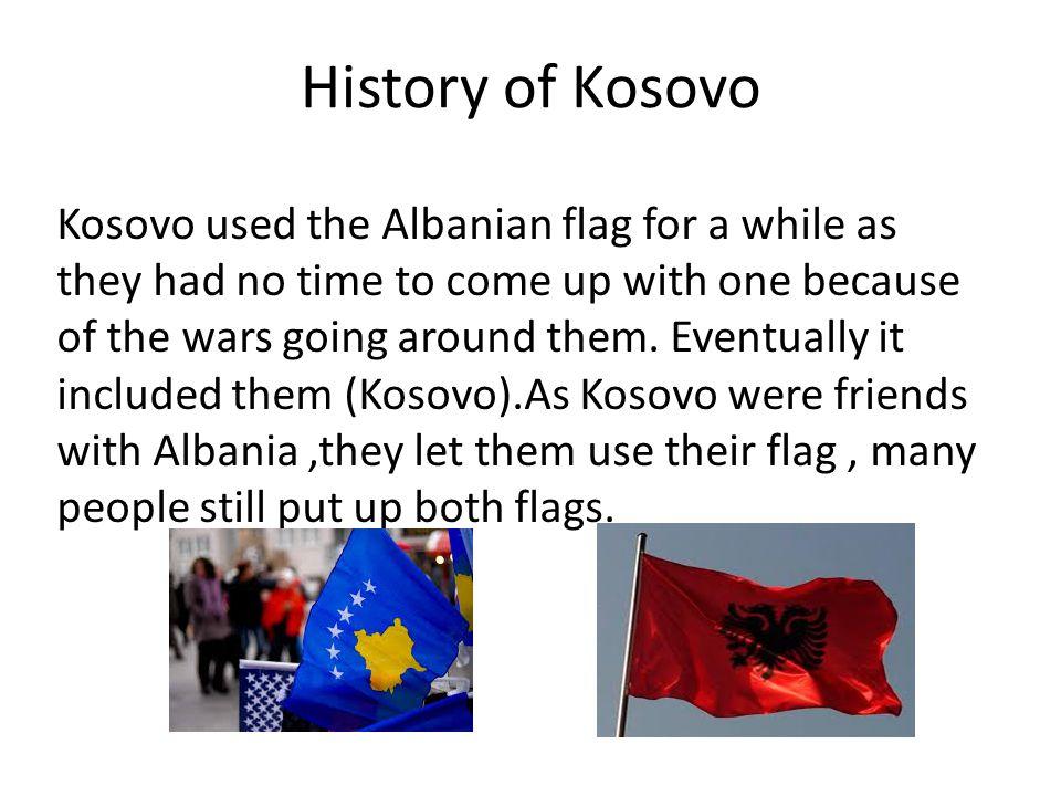 History of Kosovo