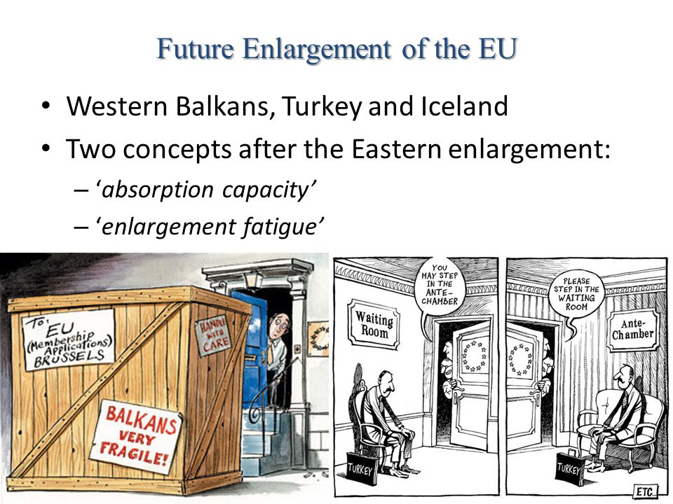 Future Enlargement of the EU