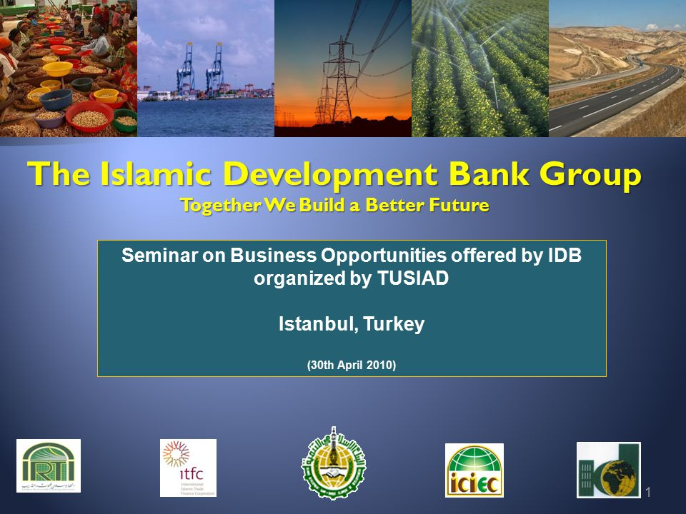 The Islamic Development Bank Group