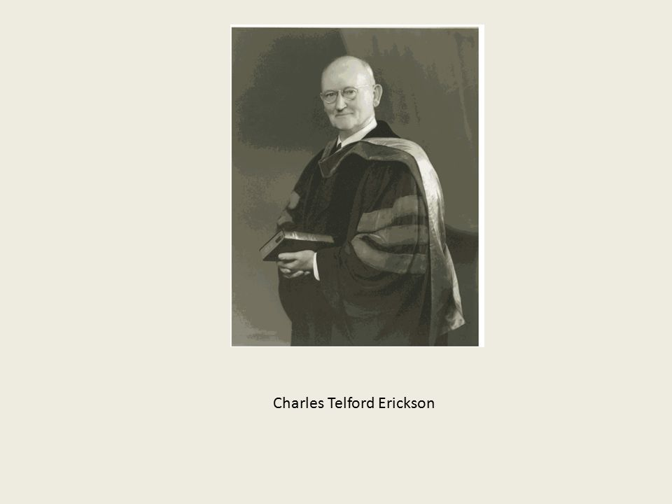 Charles Telford Erickson