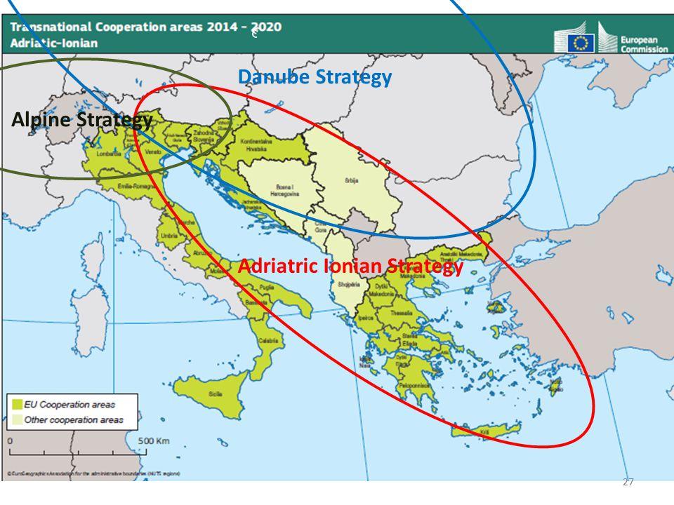 Adriatric Ionian Strategy