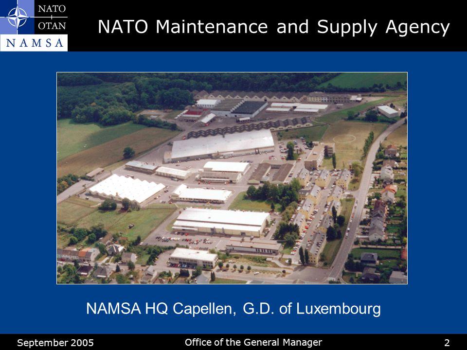 NATO Maintenance and Supply Agency