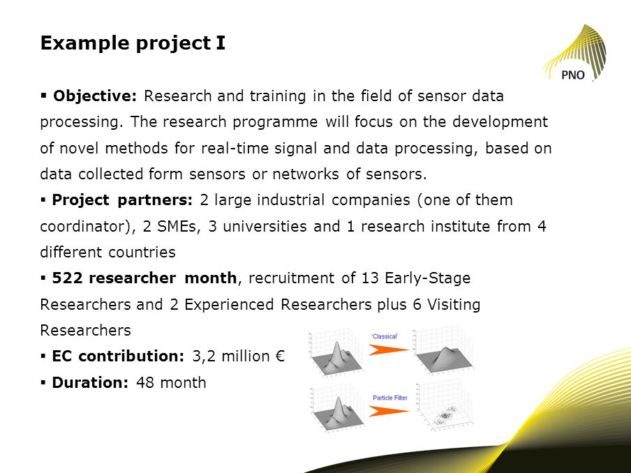 Example project I