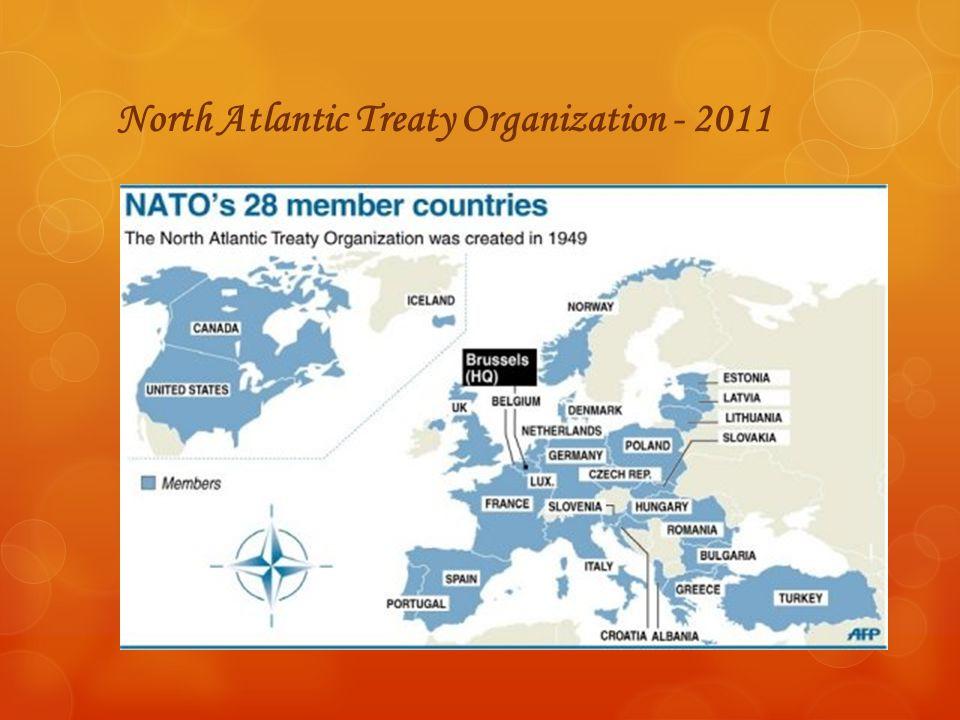 North Atlantic Treaty Organization - 2011
