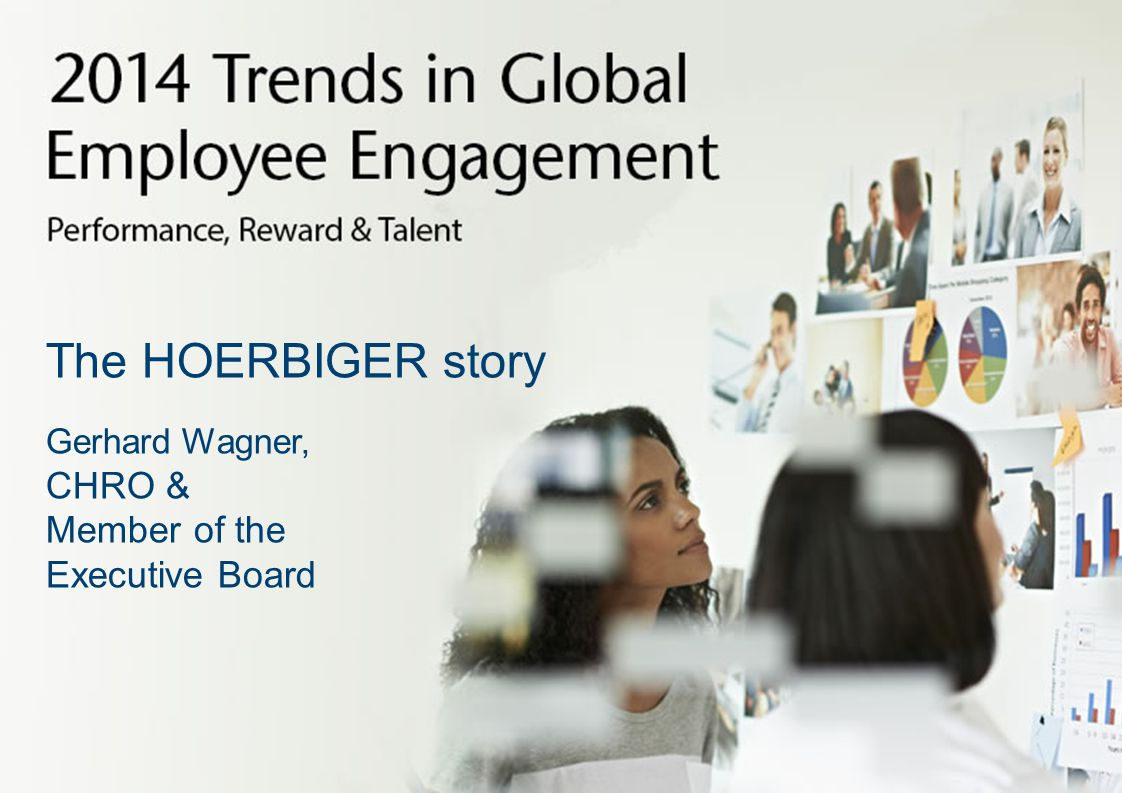 The HOERBIGER story CHRO & Member of the Executive Board