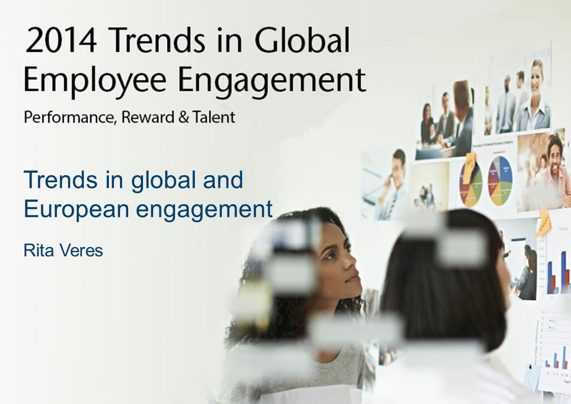 Trends in global and European engagement