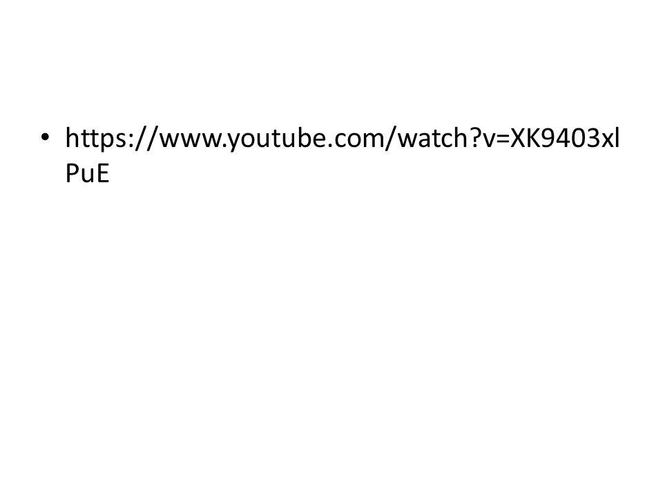 https://www.youtube.com/watch v=XK9403xlPuE