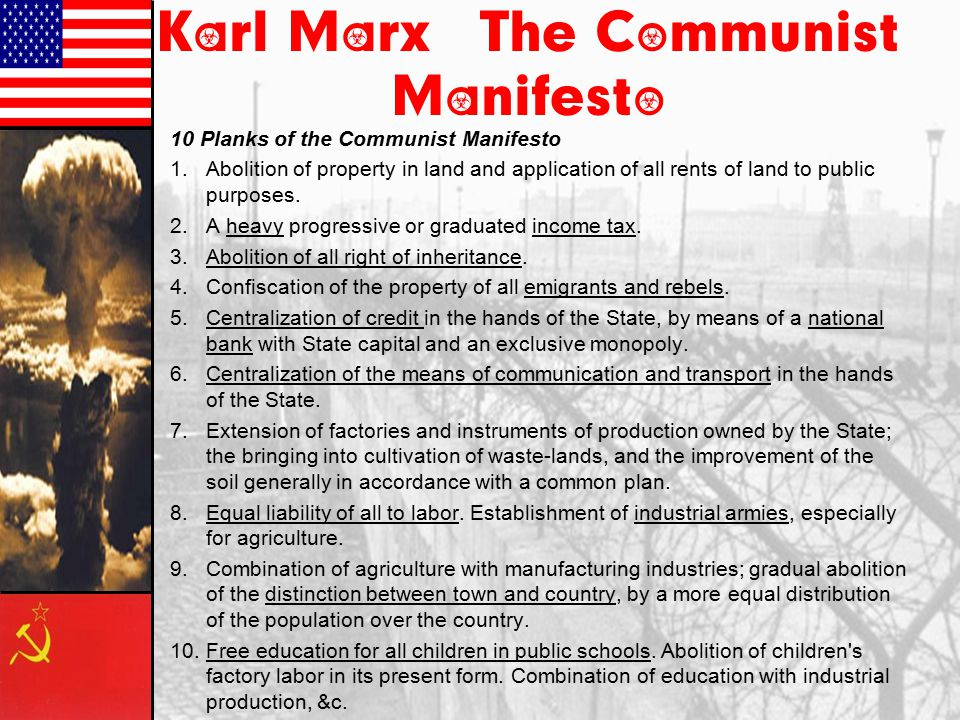 an introduction to the communist manifesto of 1848 by karl marx Summary of communist manifesto by karl marx introduction karl marx was born in 1818 into a middle-class, german family during his studies, marx.