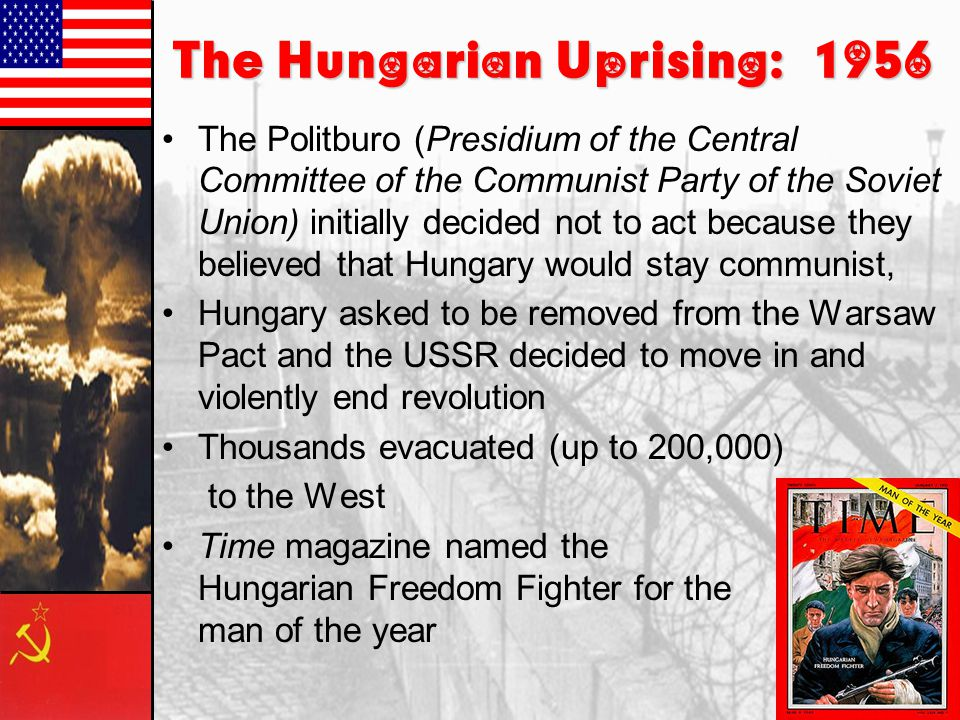 The Hungarian Uprising: 1956