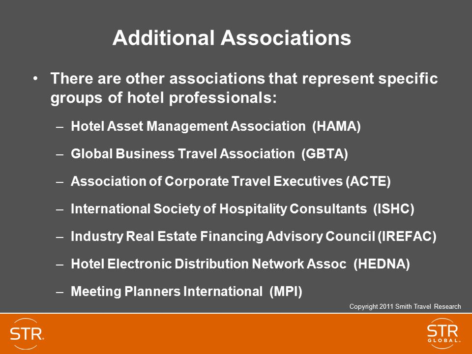 Additional Associations