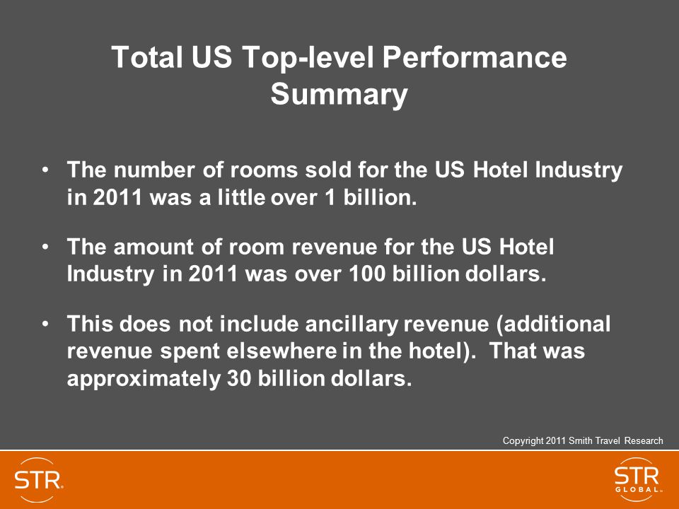 Total US Top-level Performance Summary