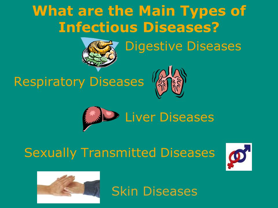 What are the Main Types of Infectious Diseases