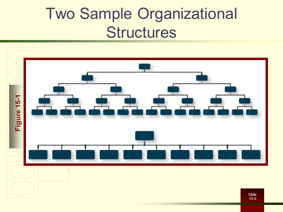 Two Sample Organizational Structures