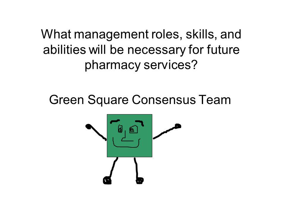 Green Square Consensus Team