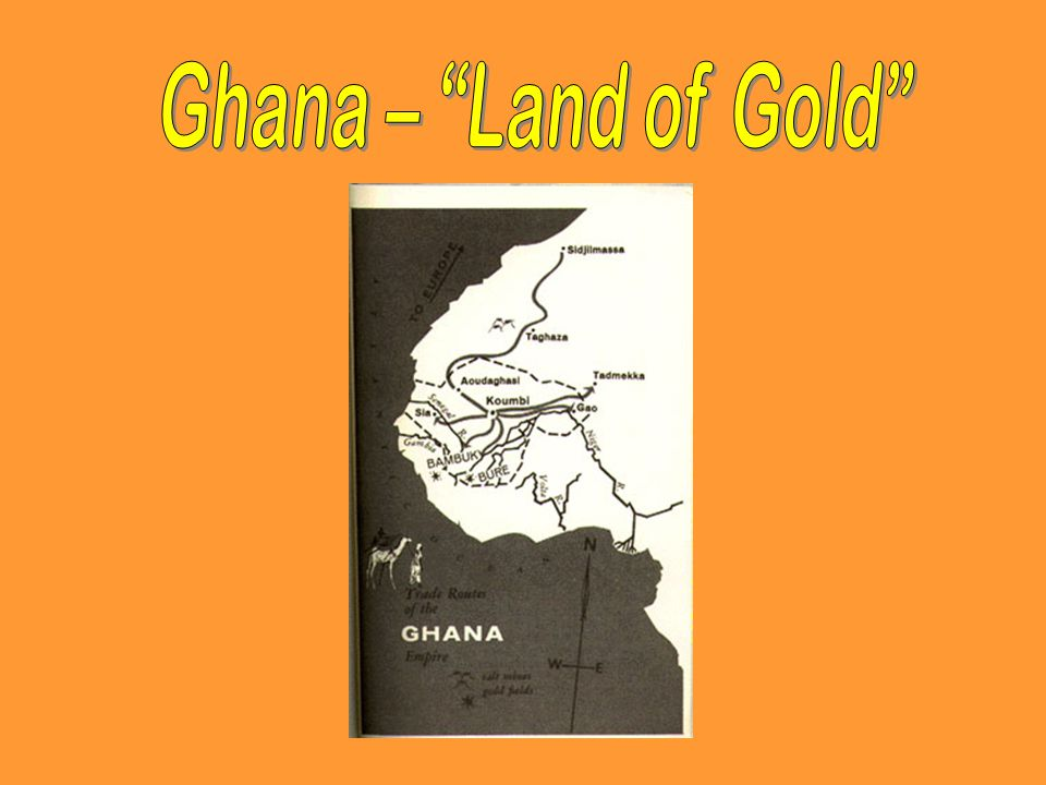 Ghana – Land of Gold