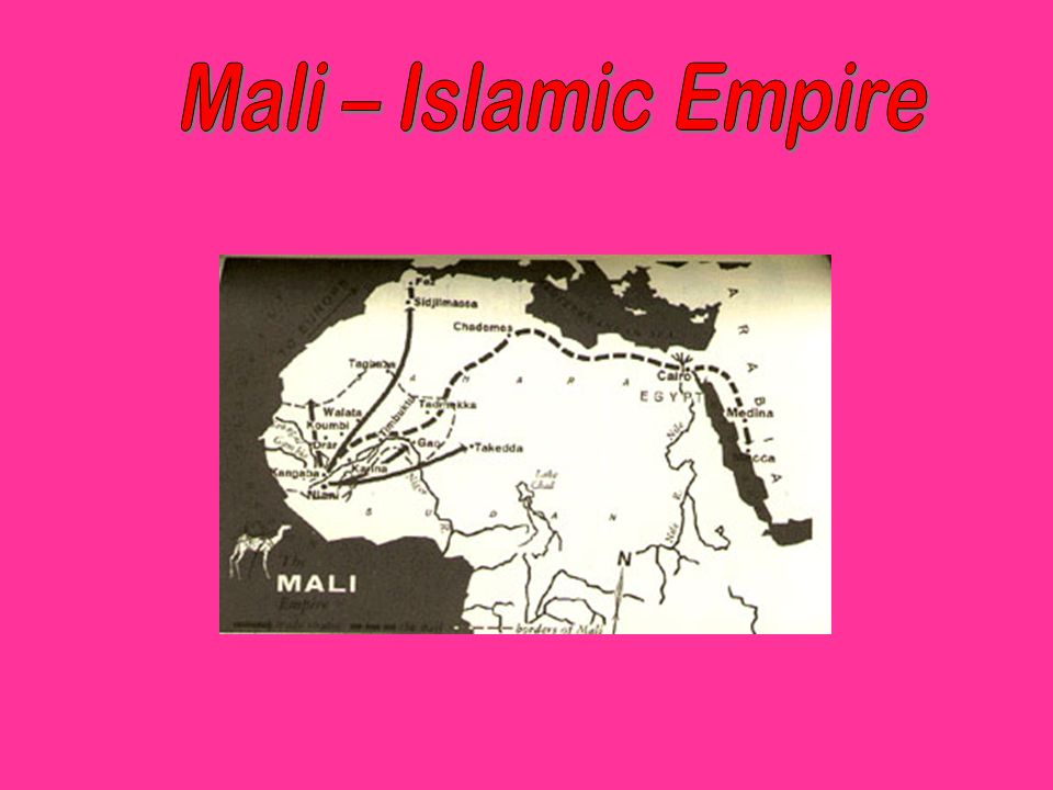 Mali – Islamic Empire