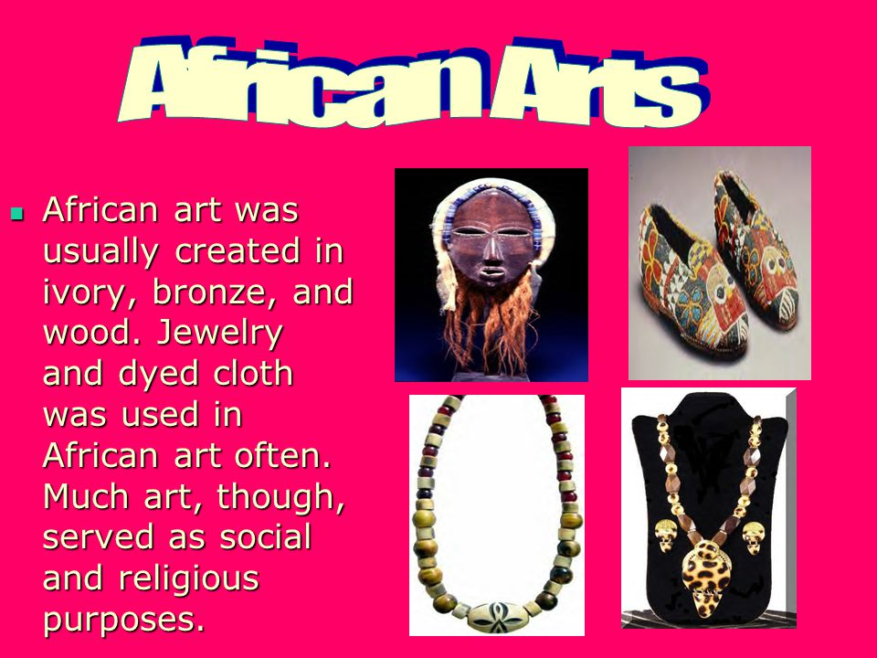 African Arts