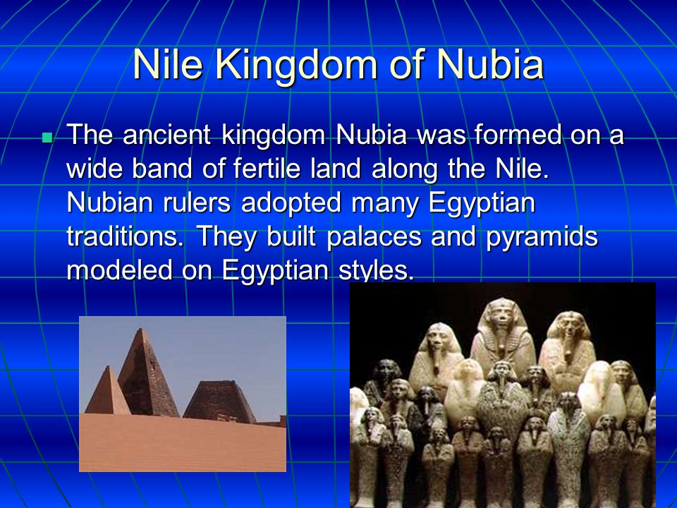 Nile Kingdom of Nubia