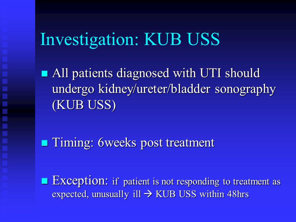Investigation: KUB USS
