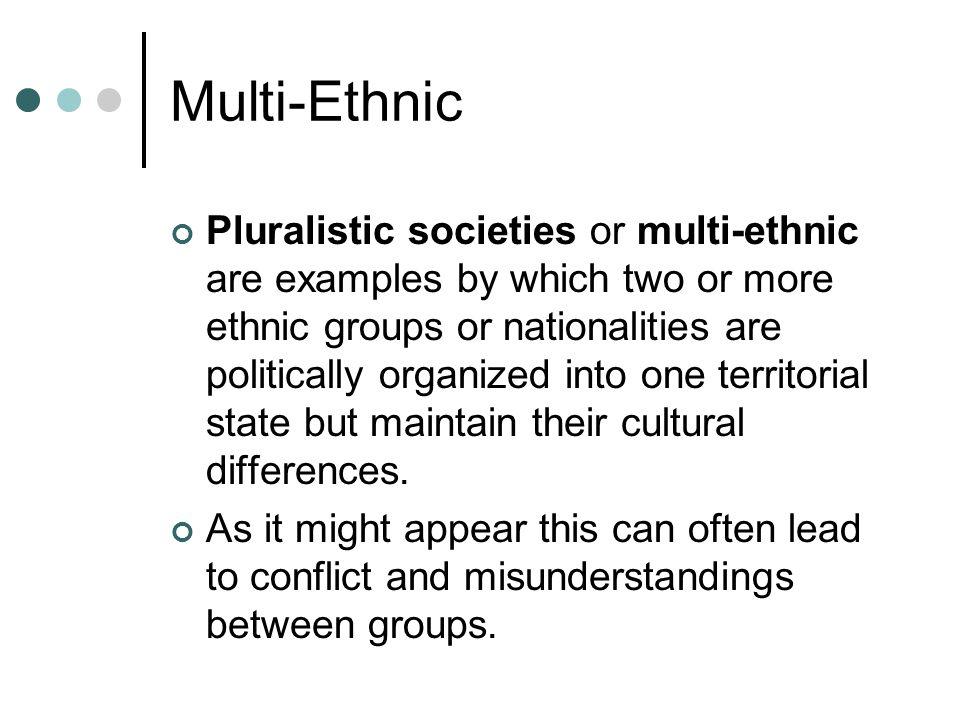 Multi-Ethnic
