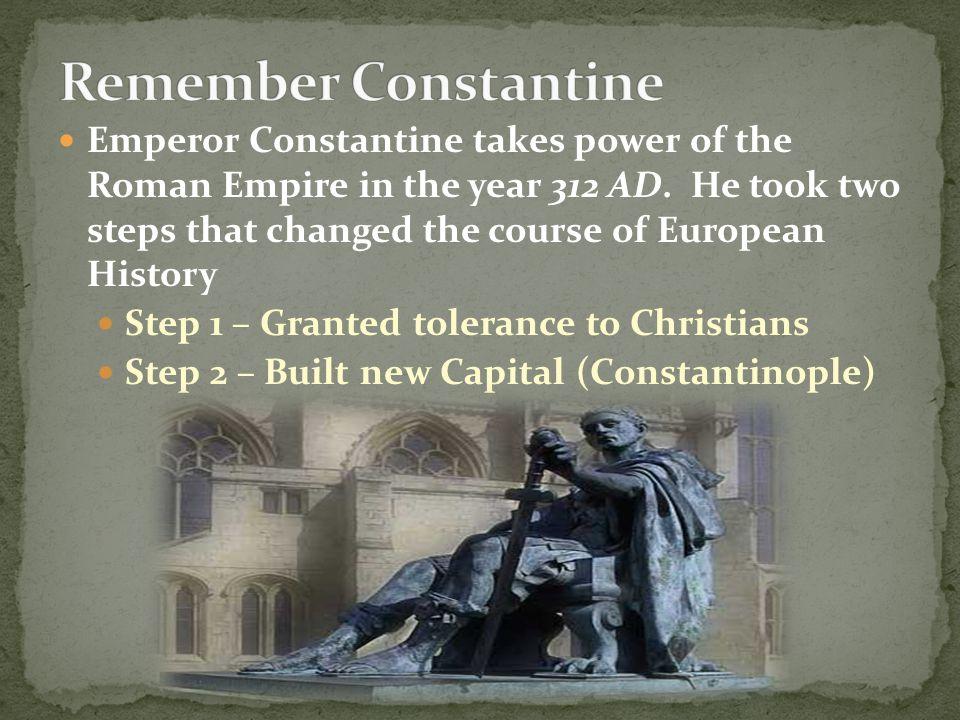 Remember Constantine