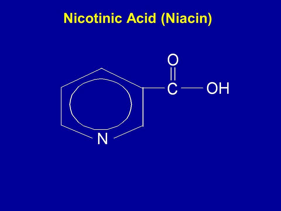 Nicotinic Acid (Niacin)